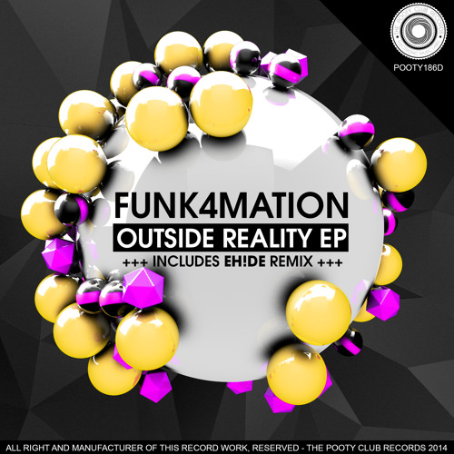 Funk4Mation - Outside Reality (Original Mix)