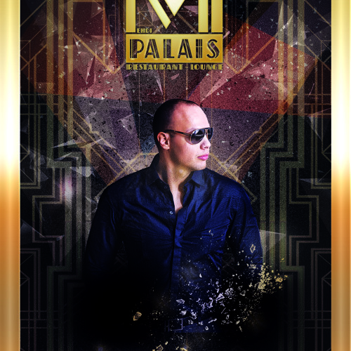 Nigel Stately - Deep Café Vol.18 @ Palais Mehdi