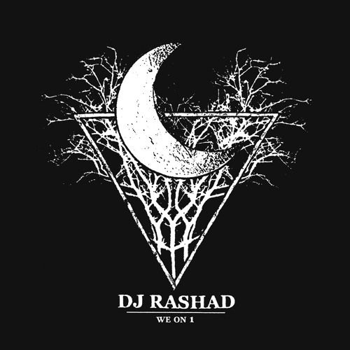 DJ Rashad - Somethin 'Bout The Things U Do (Ft. Gant - Man)