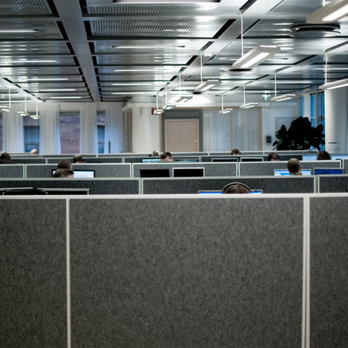 The Secret History of the Cubicle