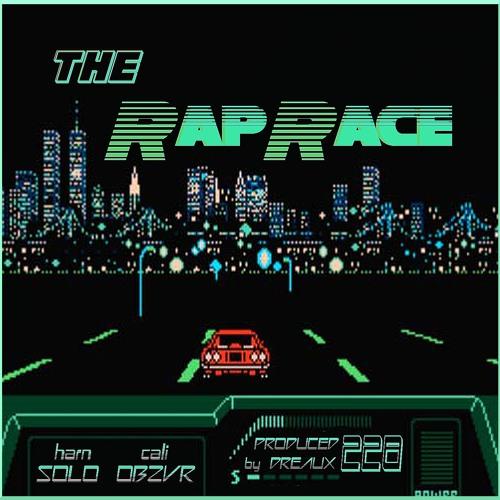 Harn SOLO & Caliobzvr - The Rap Race (prod. Dreaux 228)