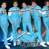 Grupo LA TROYA   Voy A Olvidarte Portada del disco
