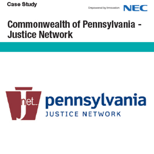 Commonwealth of Pennsylvania - Justice Network