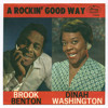 Dinah Washington & Brook Benton - A Rockin' Good Way (pd Edit)