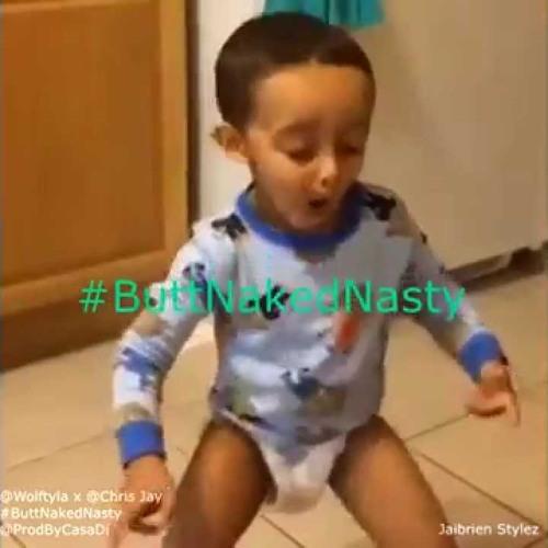 Butt naked nasty or nah