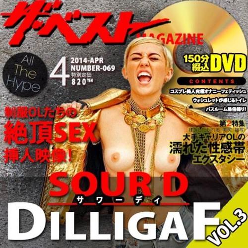 Sour D.I.L.L.I.G.A.F. Volume 3