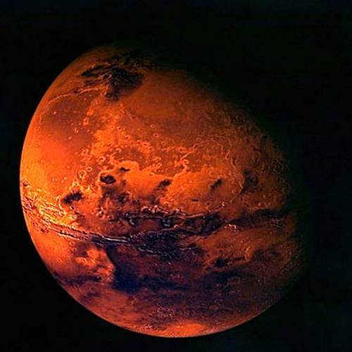 Reaching Toward Mars feat. Deryn Cullen (Trailer)