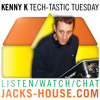 Kenny K Tech House Mix from Jack's 22 Apr 2014
