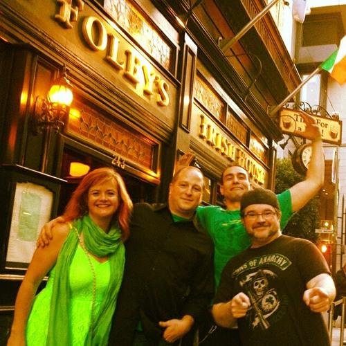 Fast & Vengefully Demo - Traditonal and modern Irish rock!!!