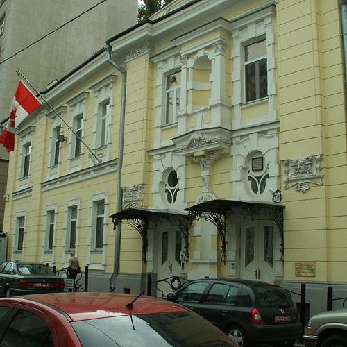 Russia-Canada: Diplomatic Tit-For-Tat. 23.04.2014
