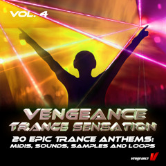 www.vengeance-sound.com - Samplepack - Vengeance Trance Sensation Vol. 4 demo preview