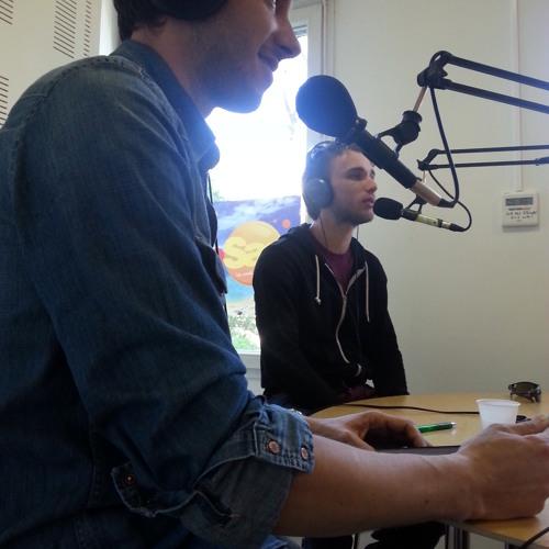 [Interview] RTU 89.9FM • Traboule Kitchen • L'invité Du Jour (21/4/14)