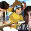 [Kai Fansings] Digimon Adventure - Brave Heart ( Português - Brasil ) [part. Renato Garcia]