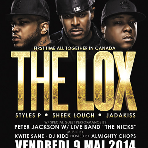 The Lox & 50 cent New York City Mix (DJ.BMDM)
