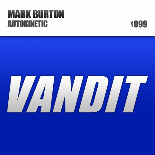 Mark Burton - Autokinetic