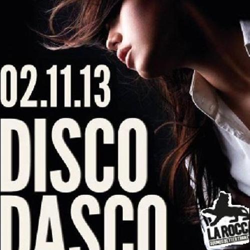 2013-11-02 DISCO DASCO LA ROCCA P8 DJ SAMMIR-DJ MOUSA