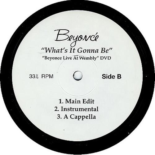 beyoncé - what's it gonna be (sam gellaitry remix)
