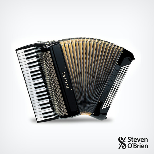 Polka No. 1 for Accordion in C minor