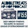 Audible Treats Hip Hop Podcast 155