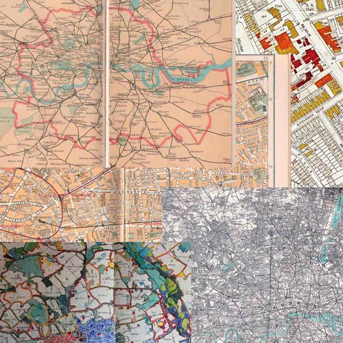 Ventures and Adventures In Topography - The English Topographical Tradition and psychogeography