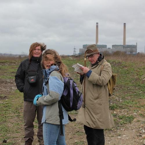 Ventures and Adventures in Topography - An Estuarine Odyssey - Tilbury