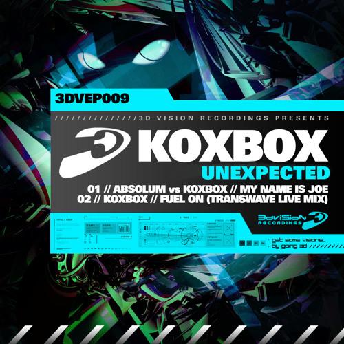 """3DVEP009 KOXBOX """"Unexpected"""""""