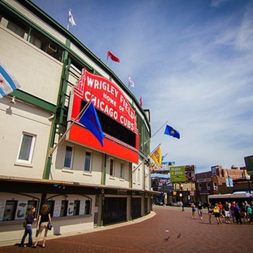 Wrigley Field's 100th anniversary of its first game