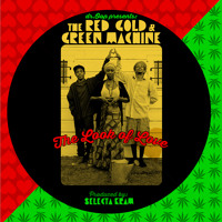 The Red Gold & Green Machine The Look Of Love Artwork