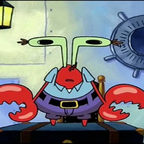 mr krabs can you play that song again