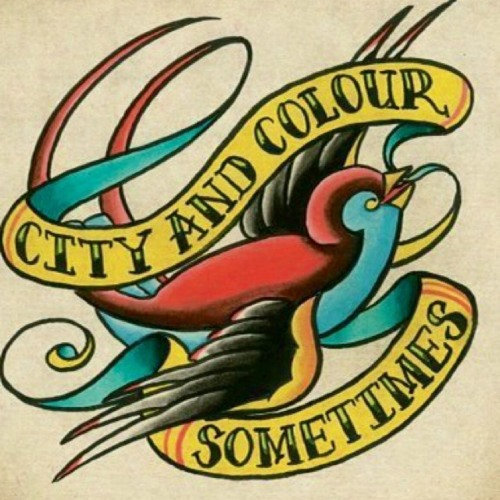 City And Colour- Harder Than Stone