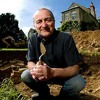 Tony Robinson filming new TV program Tour of Duty in Central West NSW