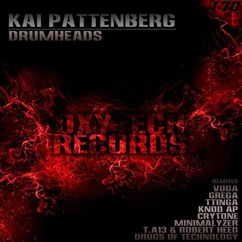 Kai Pattenberg - Drumheads (T.A13 & Robert Heed Remix)[Preview]
