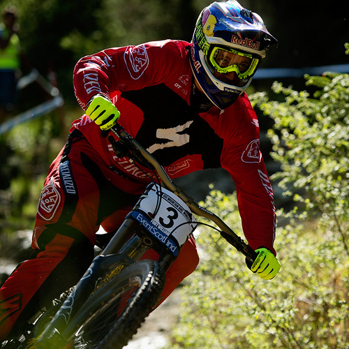 Cairns UCI World Cup: Aaron Gwin