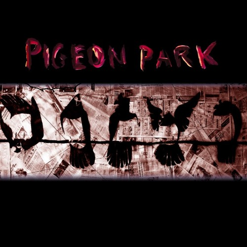 Pigeon Park - Statues of Feathers