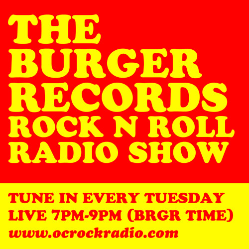 "Burger Records: ""Rock n' Roll Radio"" (THEME SONG)"