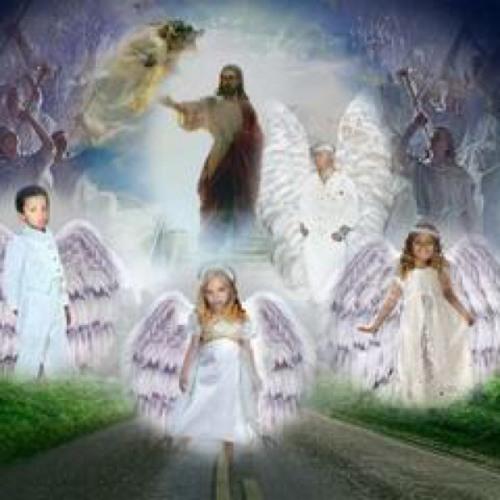HEAVENS ANGELS by  LCM