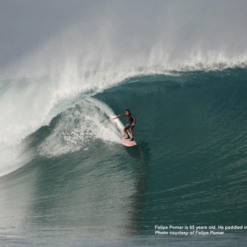 Surf Stories with Felipe Pomar and Scott Mijares