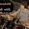 Fire At Will - Jonah33 (DrumCover)