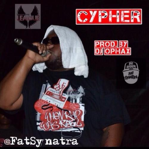 BIG WORM - Fat Synatra Cypher Freestyle (Prod By DJ OPHAX)