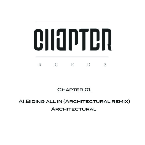 CHAPTER 01 - B1 - Anika Kunst - Biding All In (Original Mix)