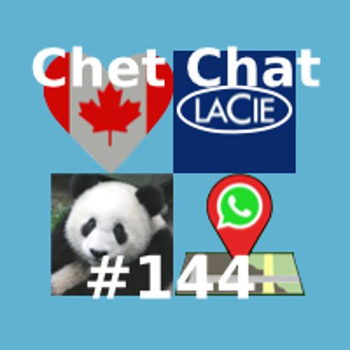 Chet Chat 144 - Apr 23, 2014