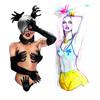 Iggy Azalea vs. Lady Gaga - Work For The Applause (Abel Kills Mashup)