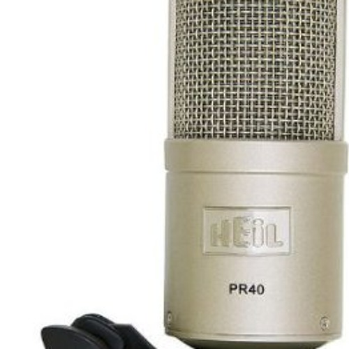 Headset vs Heil Pr40 Sound Check