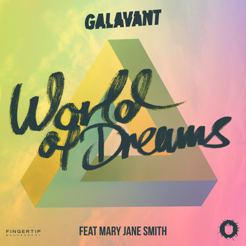 Galavant feat. Mary Jane Smith - World Of Dreams (Teaser) - Out May 23rd