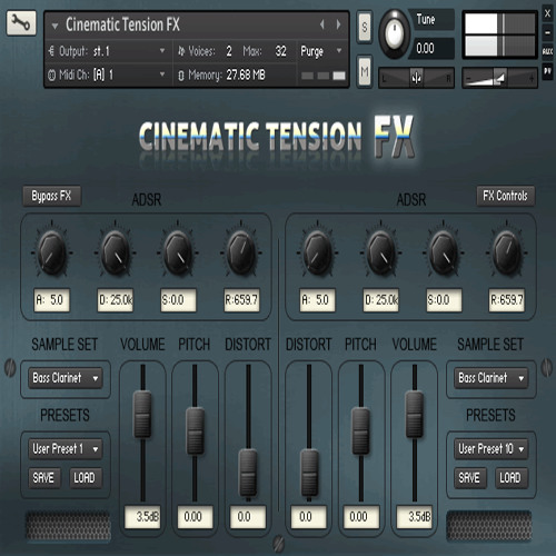 Cinematic Tension FX