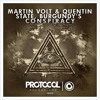 Martin Volt & Quentin State, Burgundy's   Conspiracy (OUT NOW)