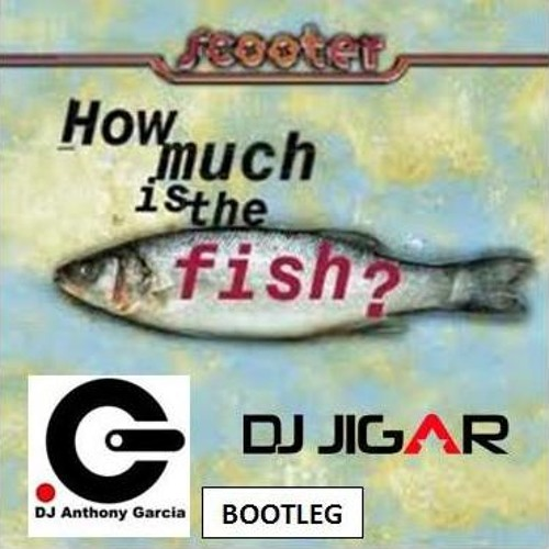 How Much Is The Fish (Anthony Garcia & DJ Jigar Bootleg)