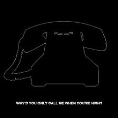 Arctic Monkeys & Miley Cyrus - Why'd You Only Call Me When You're High