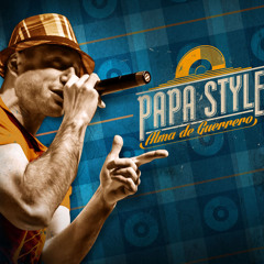 Papa Style - Comme Dans Le Ring (Baco Records / Socadisc)