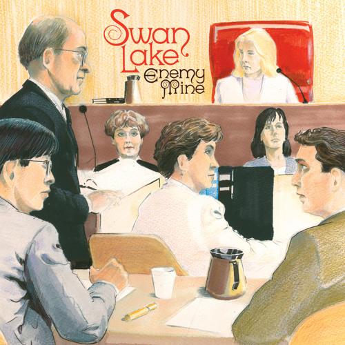 Swan Lake - Spanish Gold, 2044